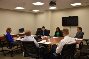 Business Case Review Panel - Project Future template training 2017