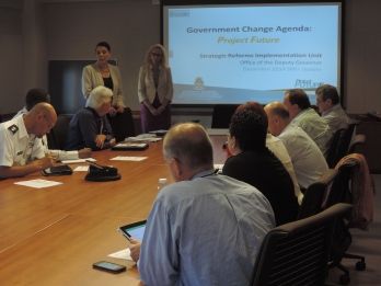 The Civil Service Prepares for Project Future - Engaging Civil Servants 2015 (Project Managers)