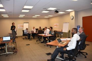 Senior Leadership Training in Business Case Development 2015