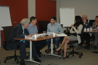 Business Case Review Panel - Project Future template training 2015