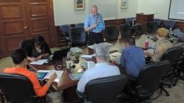 The Civil Service Prepares for Project Future - Training (Strategic Reforms Implementation) Unit 2014