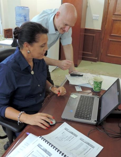 TThe Civil Service Prepares for Project Future - Training (Strategic Reforms Implementation) Unit 2014