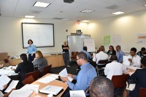 The Civil Service Prepares for Project Future - Business Case Development Workshops 2015
