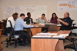 The Civil Service Prepares for Project Future - Business Case Development Workshops 2015